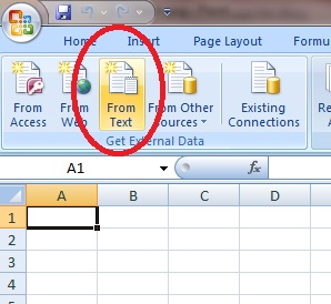 Convert CSV to XLS with Microsoft Excel