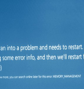 Windows 10 Crash