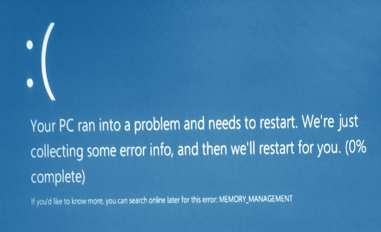 Memperbaiki Windows 10 Crash Setelah Kembali Dari Mode Sleep