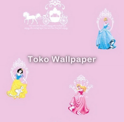 Wallpaper Kamar Anak LOLLIPOP